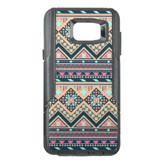 Colorful Abstract Aztec Tribal Pattern Geometric