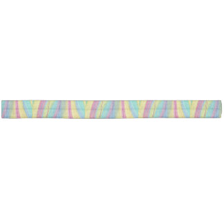 Colorful Abstract Brushstrokes Hair Ties