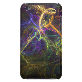 Colorful Abstract Barely There iPod Cover