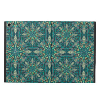 Colorful abstract ethnic floral mandala pattern de case for iPad air