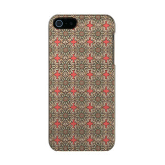Colorful abstract ethnic floral mandala pattern de incipio feather® shine iPhone 5 case