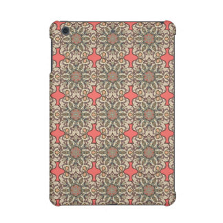 Colorful abstract ethnic floral mandala pattern de iPad mini retina case
