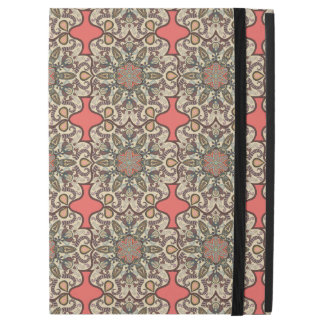"""Colorful abstract ethnic floral mandala pattern de iPad pro 12.9"""" case"""