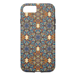 Colorful abstract ethnic floral mandala pattern de iPhone 8/7 case