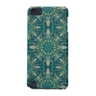 Colorful abstract ethnic floral mandala pattern de iPod touch 5G cover