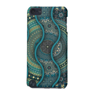 Colorful abstract ethnic floral mandala pattern iPod touch 5G case