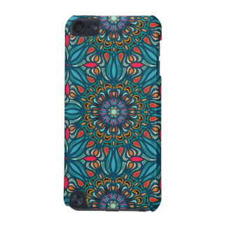Colorful abstract ethnic floral mandala pattern iPod touch 5G cover