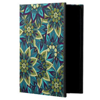 Colorful abstract ethnic floral mandala pattern powis iPad air 2 case