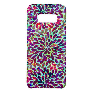 Colorful Abstract Floral Design Pattern Case-Mate Samsung Galaxy S8 Case