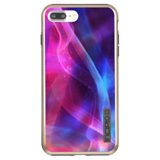 Colorful Abstract Fractal Incipio DualPro Shine iPhone 7 Plus Case