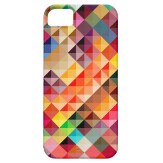 Colorful Abstract Geometric Case For The iPhone 5