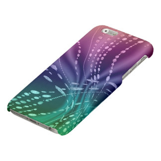 Colorful Abstract iPhone 6 Matte Finish Case