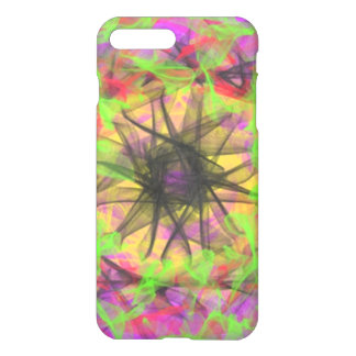 colorful abstract modern pattern iPhone 7 plus case