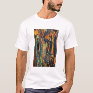 Colorful abstract of a Tiger eye T-Shirt