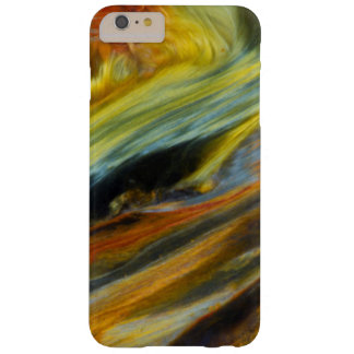 Colorful abstract of Pietersite Barely There iPhone 6 Plus Case