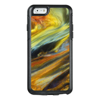 Colorful abstract of Pietersite OtterBox iPhone 6/6s Case