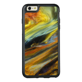 Colorful abstract of Pietersite OtterBox iPhone 6/6s Plus Case