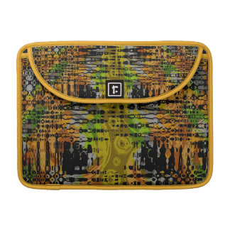 Colorful  Abstract Pattern Hipster Sleeve For MacBook Pro