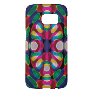 Colorful Abstract Samsung Galaxy S7 Case