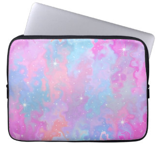 Colorful Abstract Star Laptop Sleeve