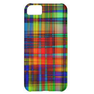 Colorful Abstract Stripes Art Case-Mate iPhone Case