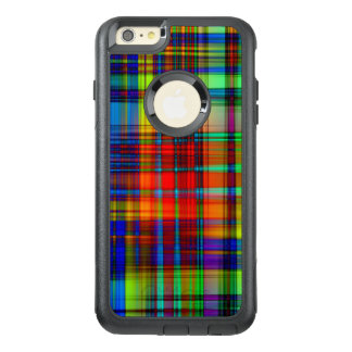 Colorful Abstract Stripes Art OtterBox iPhone 6/6s Plus Case