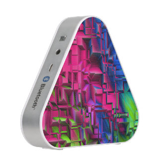 colorful abstract structured (I) Speaker