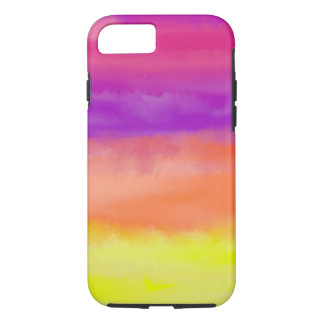 Colorful Abstract Watercolor iPhone 7 iPhone 7 Case