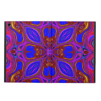 Colorful Abstract Wave Case For iPad Air
