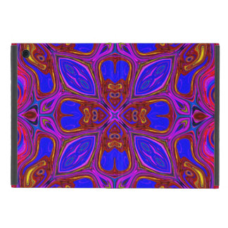 Colorful Abstract Wave Cover For iPad Mini