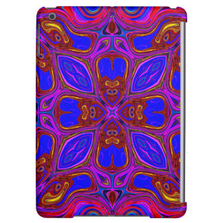Colorful Abstract Wave iPad Air Covers