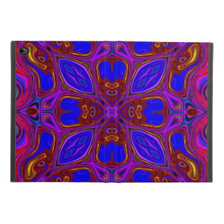 Colorful Abstract Wave iPad Mini 4 Case