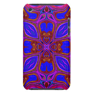 Colorful Abstract Wave iPod Case-Mate Cases