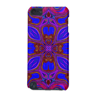 Colorful Abstract Wave iPod Touch 5G Cases