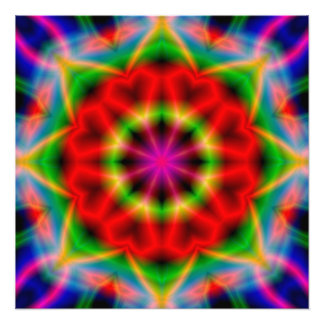 Colorful abstraction Photo Enlargement
