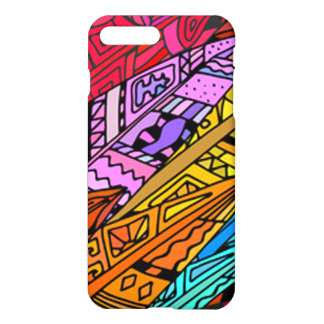 Colorful African Design iPhone 8 Plus/7 Plus Case