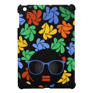 Colorful Afro Love Cover For The iPad Mini
