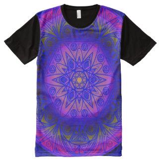 Colorful Airbrush Magic Mandala Indie Art
