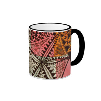 Colorful and diversity coffee mugs