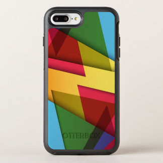 Colorful and Savvy Abstract Design | Phone Case