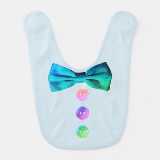 Colorful and smart - baby bib