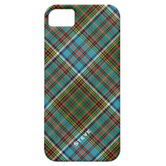Colorful Anderson Clan Tartan Plaid iPhone 5 Cover