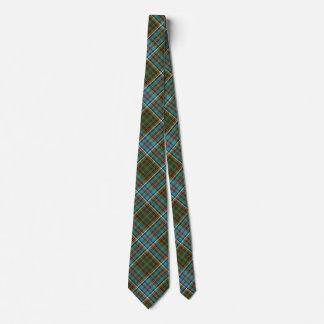 Colorful Anderson Tartan Plaid Neck Tie