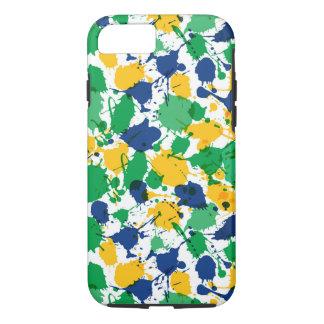 Colorful Apple iPhone 7, Tough Phone Case