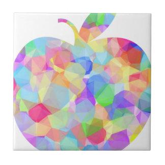 Colorful Apple Tile