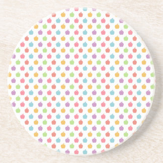 Colorful Apples Coaster