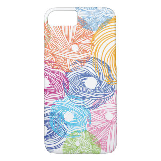 Colorful art illustration case