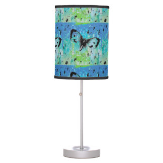Colorful Artistic Butterfly Lamp