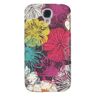 Colorful Asian Floral Mix Phone Case