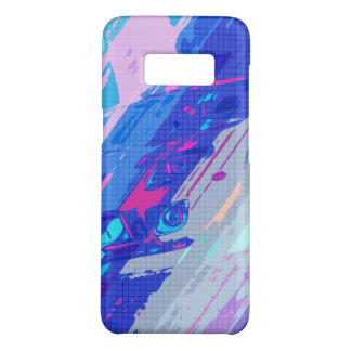 Colorful Auto Paint Case-Mate Samsung Galaxy S8 Case